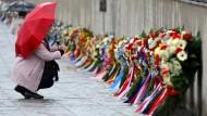 Gedenken an Befreiung in Dachau