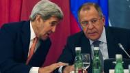 Diplomaten beraten über Lösung der Syrien-Krise