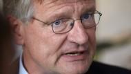 AfD-Chef schließt Beteiligung an Bundesregierung nicht aus