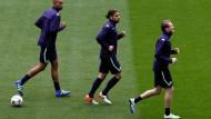 VfL Wolfsburg optimistisch vor Partie gegen Real