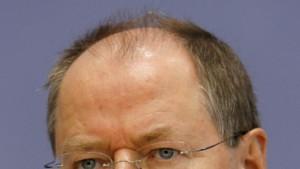 Steinbrück will Schuldenabbau erzwingen