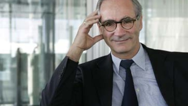 Der Schachspieler: DWS-Chef Axel Benkner ist Herr über 310 Milliarden Euro