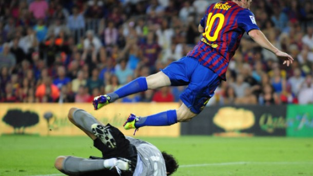 Barcelona deklassiert Villarreal