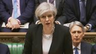 Theresa May: Mutmaßlicher Attentäter war Geheimdiensten bekannt
