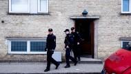 Vier mutmaßliche IS-Kämpfer festgenommen