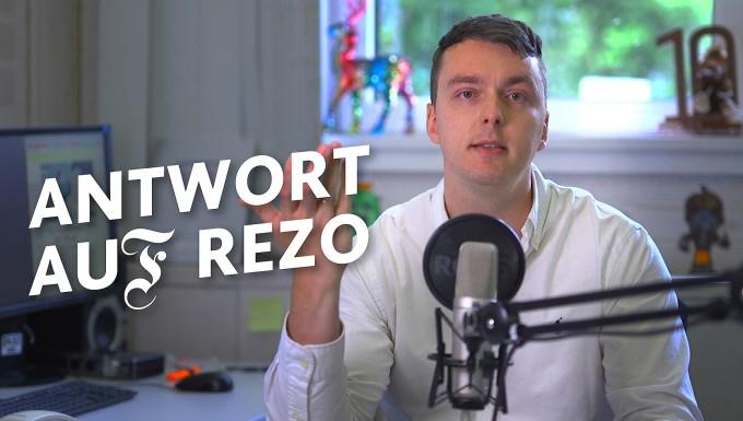 Unsere Antwort auf Rezo