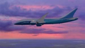 Aktie von Boeing probt den Steigflug