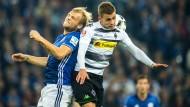Schalke gegen Gladbach in der Europa League