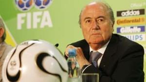 Blatter als charmanter Propagandist