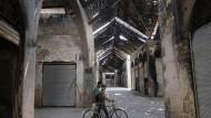 Alter Markt von Homs soll auferstehen