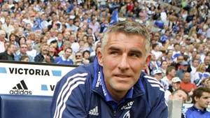Slomka zum Schalker Cheftrainer befördert