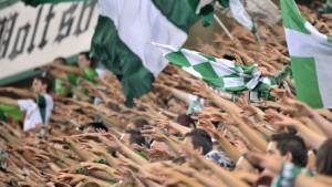 Meister Wolfsburg als treffsicherer Jäger
