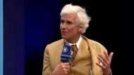 F.A.Z.-Talk auf der Buchmesse: Lorenz Engell über seine Philosophie des Fernsehens