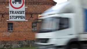 Zeitplan für Bundesstraßenmaut gescheitert