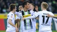 Hält Gladbachs Serie gegen Wolfsburg?