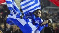 Deutsche sorgen sich nach Syriza-Wahlsieg um den Euro