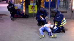 Terrorübung in München
