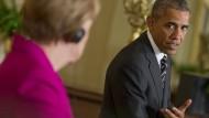 Obama: Waffenlieferung noch nicht entschieden