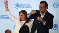 Spanische Konservative verlieren absolute Mehrheit