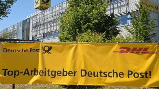 Poststreik auch in München