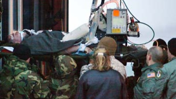 Rakete oder Selbstmordanschlag - FBI ermittelt in Mossul