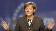 Merkel: Eingeständnisse der Union