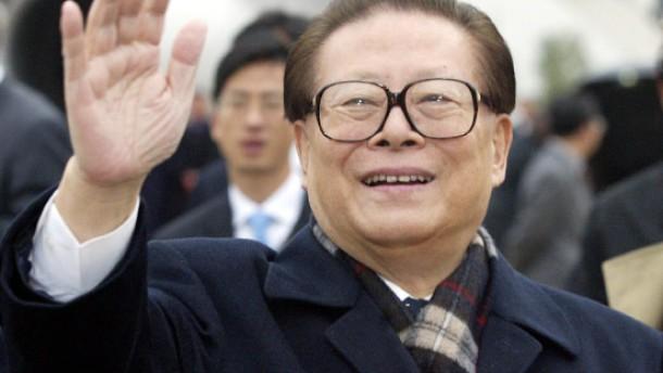 Wo ist Jiang Zemin?