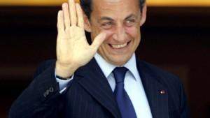 Sarkozy: Wir müssen mit Russland reden