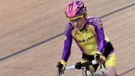 105-Jähriger holt sich Fahrrad-Rekord
