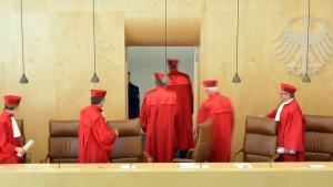 Verfassungsrichter halten EZB-Programm für rechtswidrig