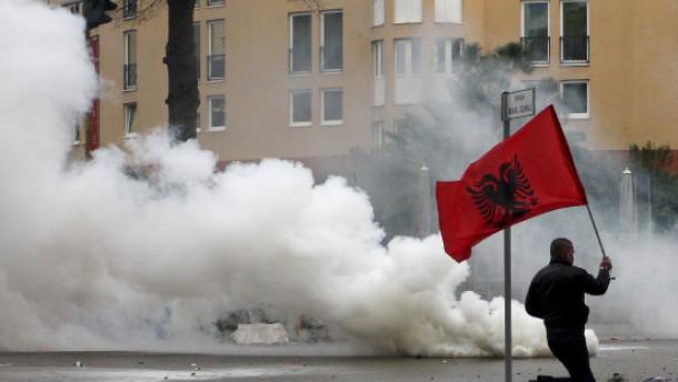 Albanische Verhältnisse