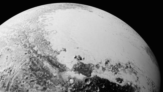 NASA zeigt erneut frische Videoaufnahmen vom Pluto