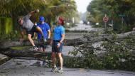 Mehrere Tornados verwüsten Teile Floridas