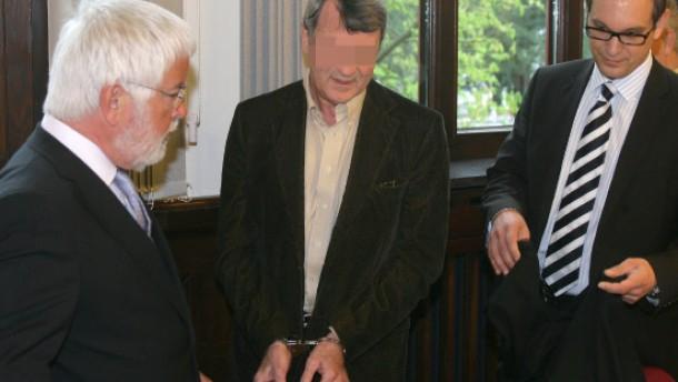 Sechs Jahre Haft für deutschen Geschäftsmann