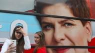 Rechtsruck bei Wahl in Polen erwartet