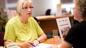 Banken entdecken Senioren