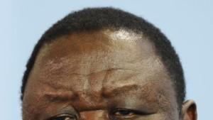 Tsvangirai legt Einheitsregierung auf Eis