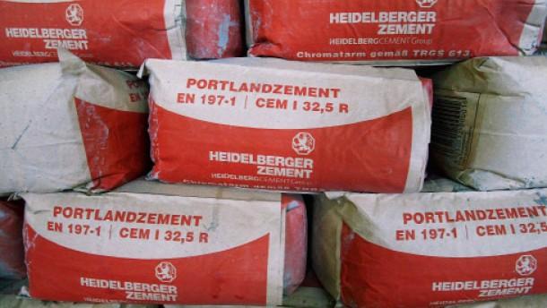 Millionenklage gegen Zementkartell ist zulässig
