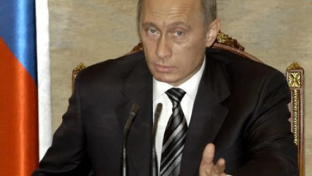 Wirtschaftsmanager setzen auf Putin