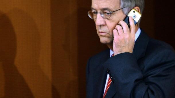 Pierer zieht sich aus Deutscher-Bank-Aufsicht zurück