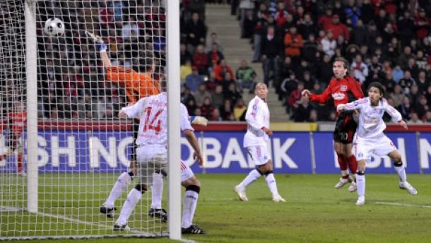 Leverkusen gewinnt deutsches Europacup-Duell