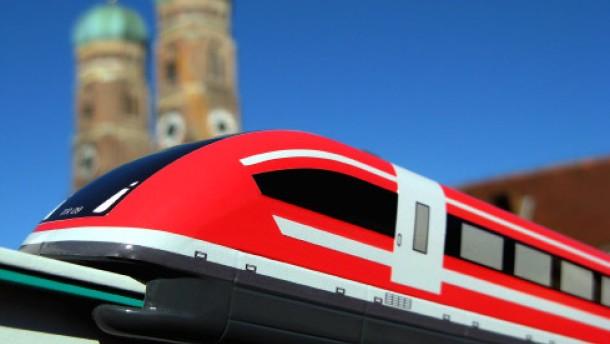 Münchner Transrapid-Strecke wird nicht gebaut