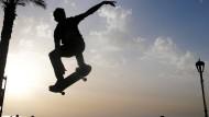 Skateboarden wird olympisch
