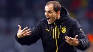 BVB dreht gegen Monaco zu spät auf