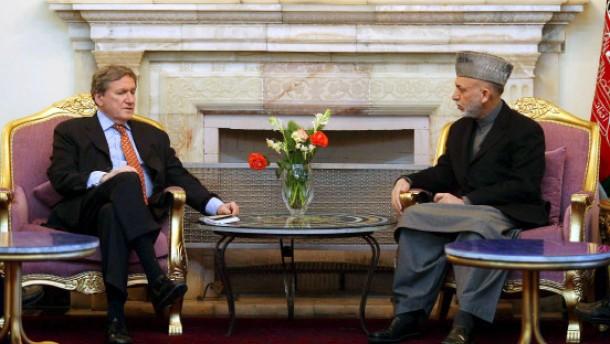 Karzai ist der Sieg kaum mehr zu nehmen