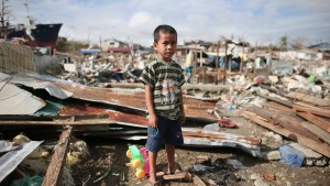 Taifun-Folgen machen den Philippinen zu schaffen
