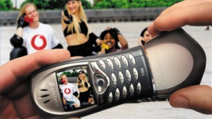 Jeder ein Reporter: Der Boom der Foto-Handys