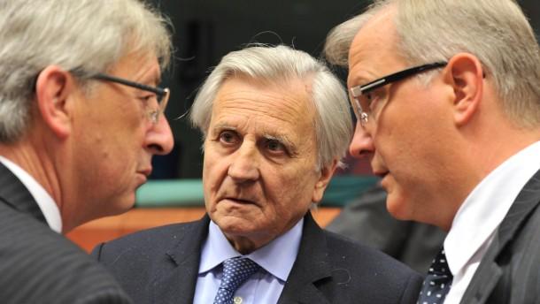 EU plant sanfte Umschuldung für Griechenland