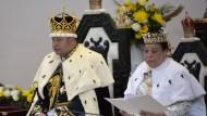 Neuer König in Tonga
