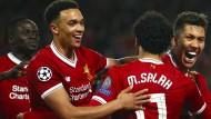 Liverpool schlägt AS Rom haushoch